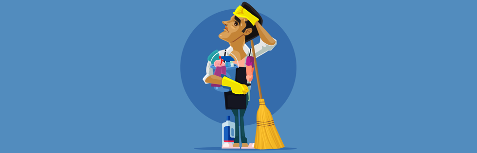 3 simple steps for spring cleaning at work